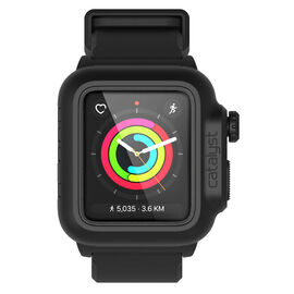Catalyst Apple Watch Series 2 42mm Case - Black - CAT42WAT2BLK