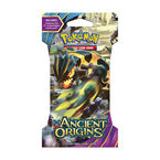 Pokémon XY7 Sleeved Booster - Ancient Origins
