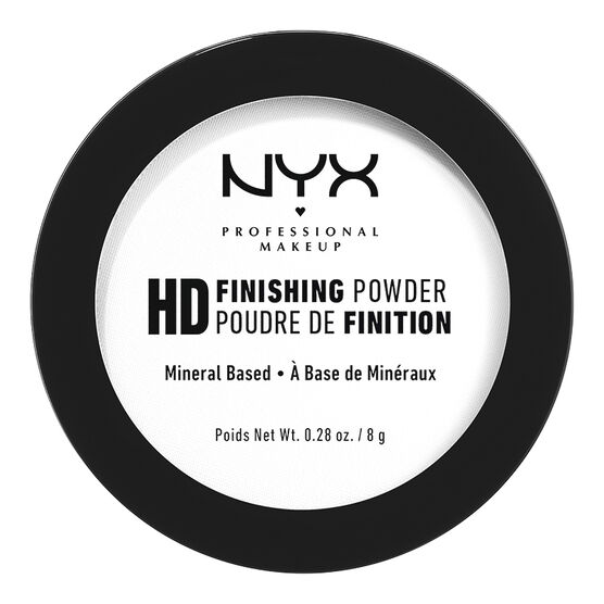 NYX Professional Makeup High Definition Finishing Powder - Translucent