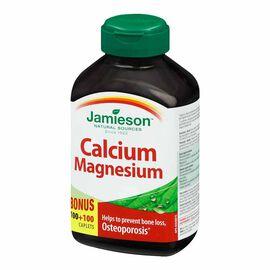 Jamieson Calcium Magnesium - 100's