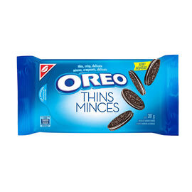 Christie Oreo Thins - Chocolate - 287g