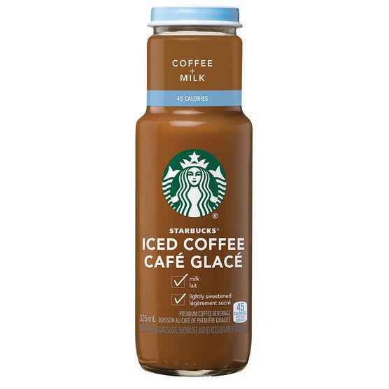 Starbucks Iced Coffee Drink - 45 Calories - 325ml