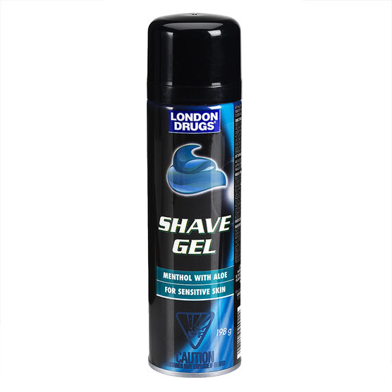 London Drugs Men's Shave Gel - Sensitive Skin - 198g