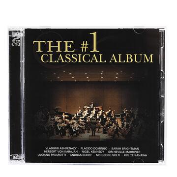 Various Artists - The No. 1 Classical Album - 2 Disc Set
