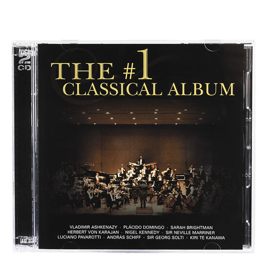 Various Artists - The No. 1 Classical Album - 2 Disc Set