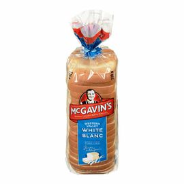 McGavin's White Bread - 570g