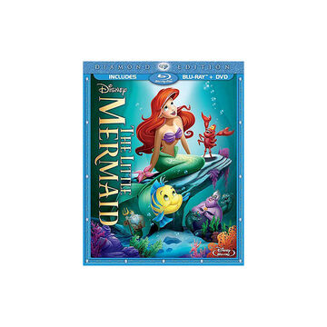 The Little Mermaid - Blu-ray + DVD