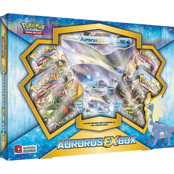 Pokémon Aurorus-Ex Box - Assorted