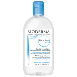 Bioderma Hydrabio H2O - Moisturizing Micelle Solution - 500ml