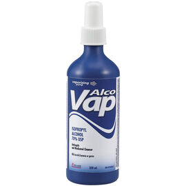 AlcoVap Rubbing Alcohol 70% - 300ml