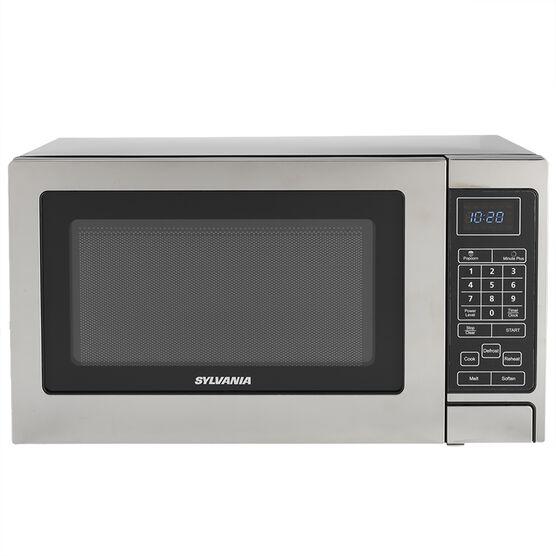Sylvania 0.9 cu.ft. Microwave - Stainless Steel - SLMW937