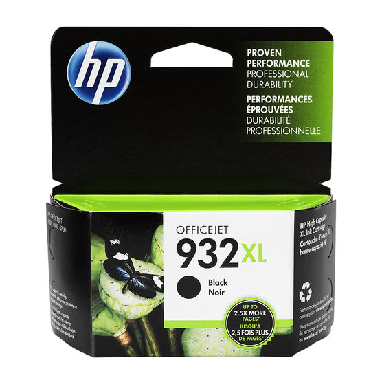 HP 932XL Officejet Ink Cartridge - Black - CN053AC#140