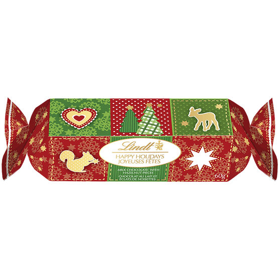 Lindt Happy Holiday Cracker - 60g
