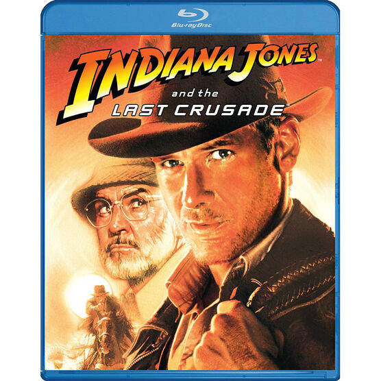 Indiana Jones and the Last Crusade - Blu-ray
