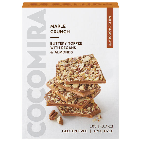 CocoMira Maple Crunch - Gluten Free - 105g