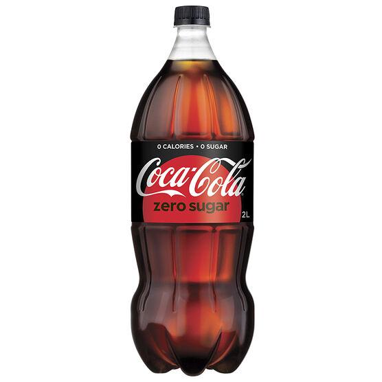 Coke - Zero - 2L