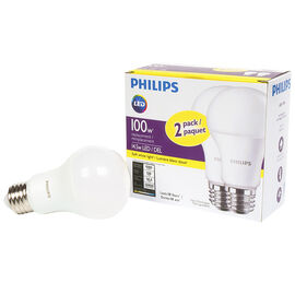 Philips Household A19 LED Bulb - Soft White - 100W