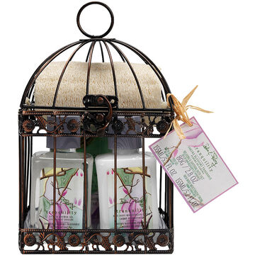 India & Purry Tranquility Birdcage Set