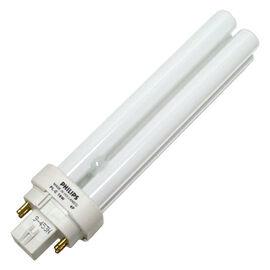 Philips PLC 4-pin Base - Cool White - 13w/60w