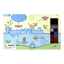 SpiceBox Fingerprint Doodles