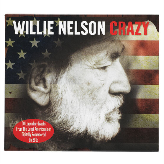 Willlie Nelson - Crazy - CD
