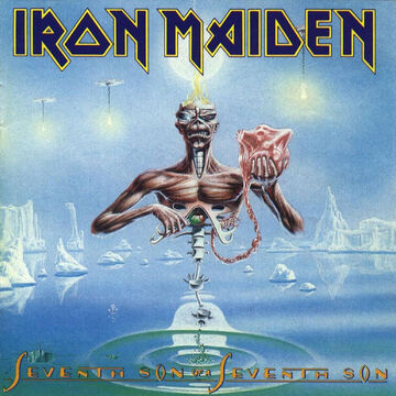 Iron Maiden - Seventh Son of a Seventh Son (Remastered) - CD