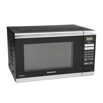 Panasonic 1.2 cu ft. Genius Microwave - Black - NNST661B