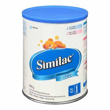Similac Powder with Iron - 850g
