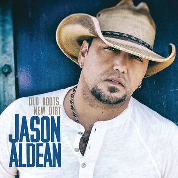 Jason Aldean - Old Boots, New Dirt - CD