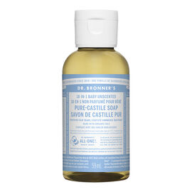 Dr Bronner's Liquid Soap - Baby Mild - 59 ml