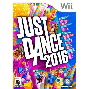 Wii: Just Dance 2016