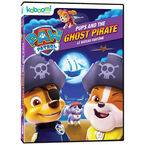 PAW Patrol: Pups and the Ghost Pirate - DVD