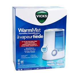 Vicks 3.8L Warm Mist Humidifier - V750A-CAN