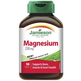 Jamieson High Potency Magnesium 250 mg - 90's