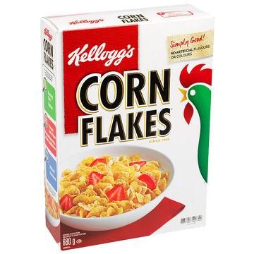 Kellogg's Corn Flakes - 680g