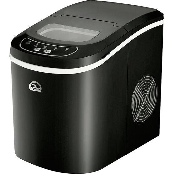 Igloo Ice 101-Black Countertop Ice Maker Black : Igloo Portable Ice Maker London Drugs
