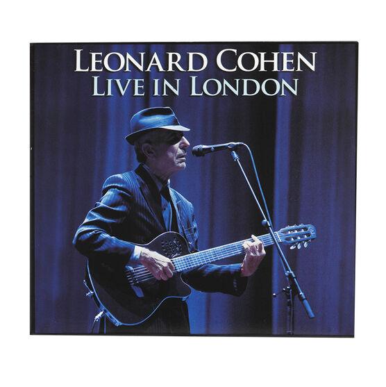 Leonard Cohen - Live in London - CD