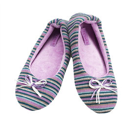 Details Ballerina Slippers - Assorted - S-XL