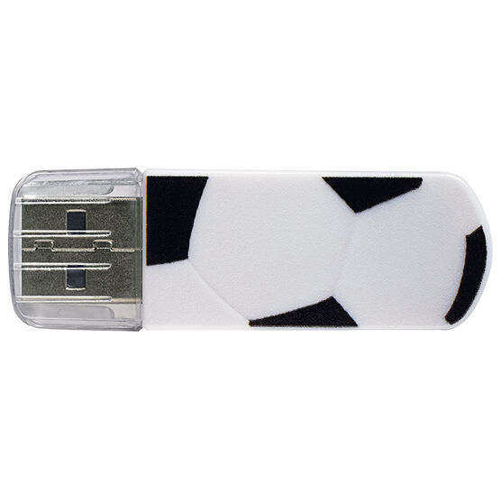 Verbatim 16GB Mini USB Flash Drive - Soccer Edition - 98681