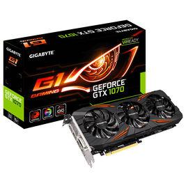 Gigabyte GeForce GTX 1070 G1 Gaming Video Card - 8GB