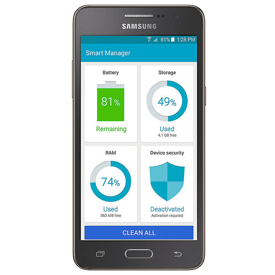 Koodo Samsung Grand Prime - Black
