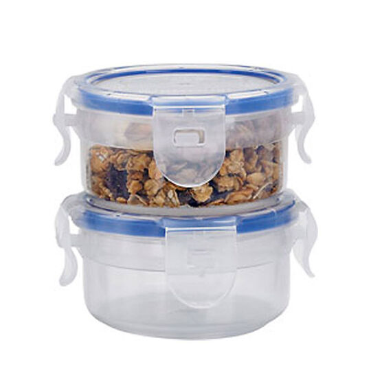 Starfrit Lock & Lock Round Storage Container - 2 x 100ml