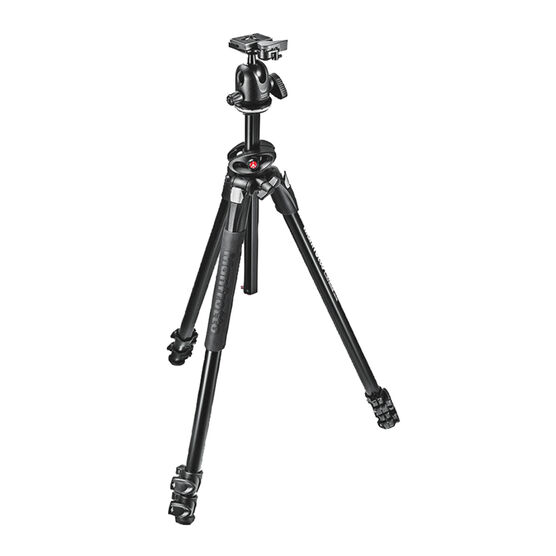 Manfrotto 290 Dual Kit 496RC - MK290DUABH