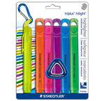 Staedtler Triplus Highlighter - 6 pack
