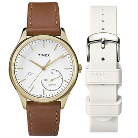 Timex IQ+ Move - Brown - TWG013600L3
