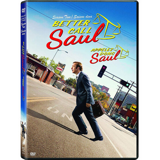 Better Call Saul: Season 2 - DVD