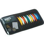 Roots Car Visor CD Holder - Black - A4