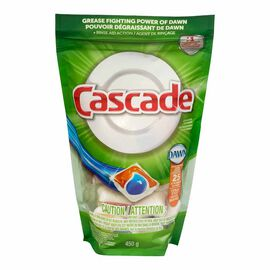 Cascade Action Pacs with Dawn - Citrus - 25's