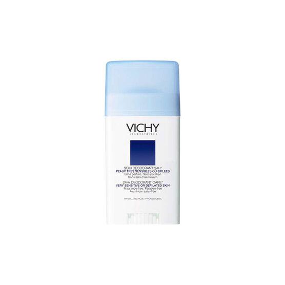 Vichy Anti-Perspirant Deodorant - Sensitive or Depilated Skin - 50ml