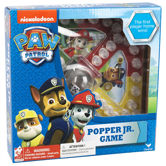 Popper Jr. Game - Assorted
